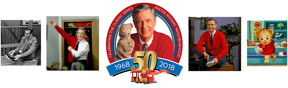 Mister Rogers' Neighborhood 50th anniversary