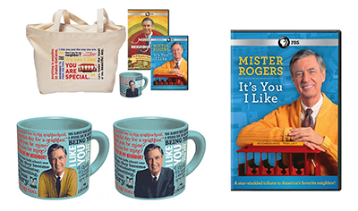 Mister Rogers gifts