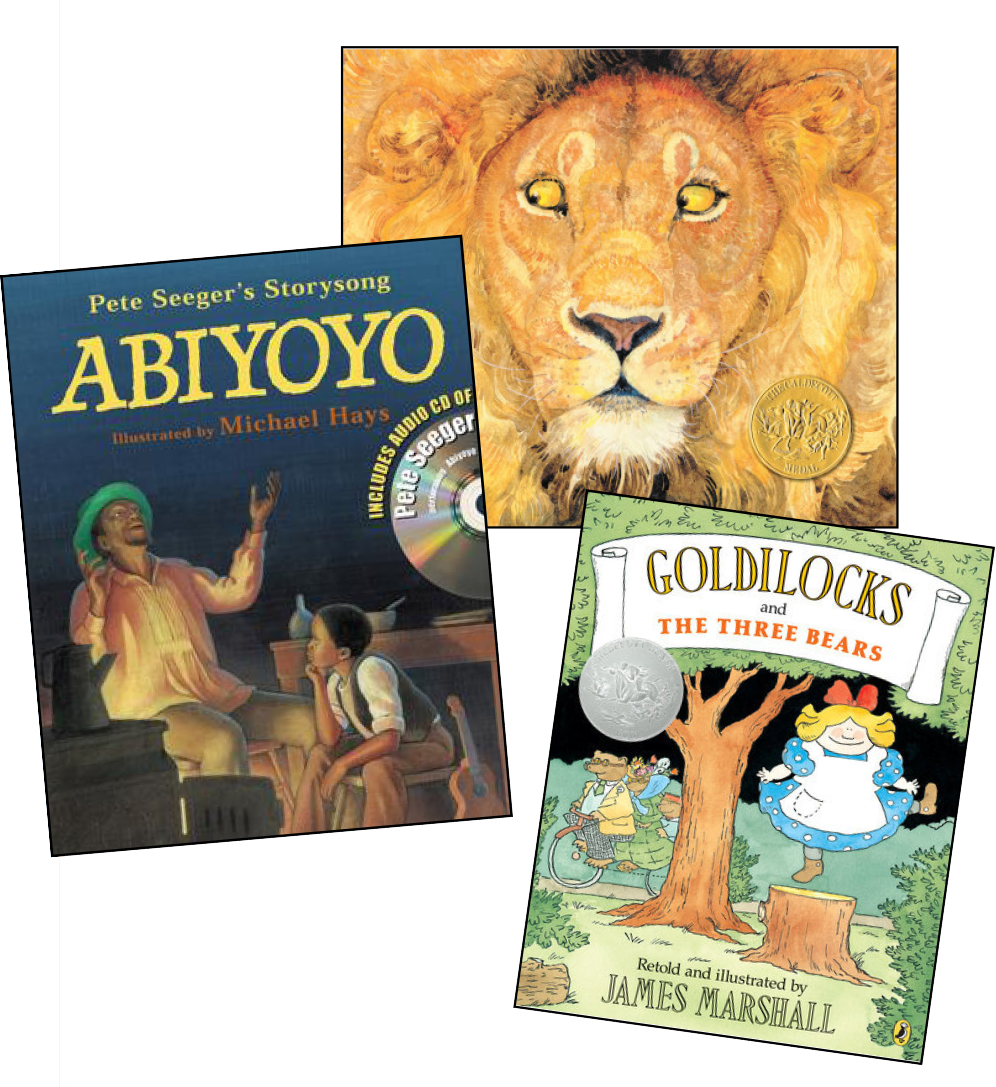 These classic stories have been passed down from generation to generation. Traditional literature teaches readers about important life lessons.